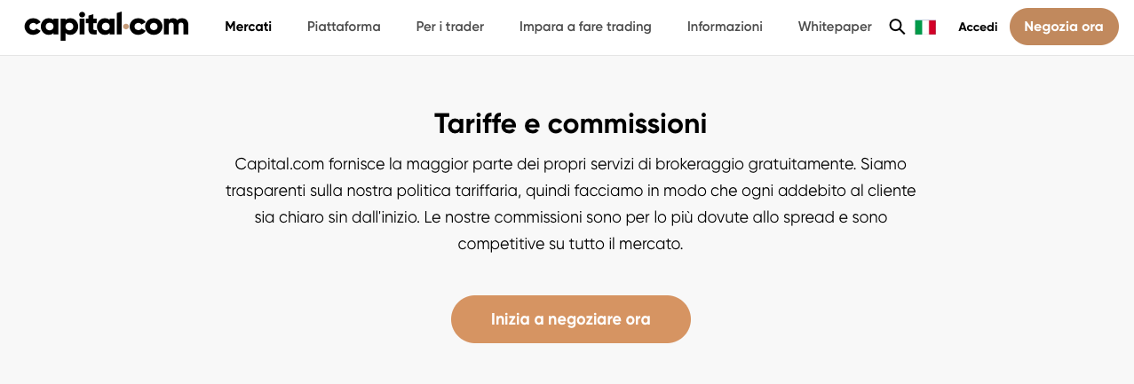 Capital.com login